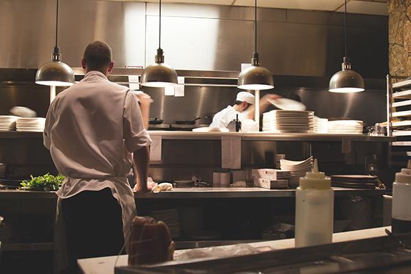 Matériel de restaurant professionnel