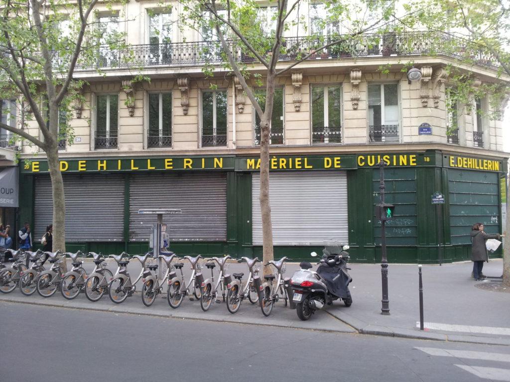 magasins de cuisine à Paris